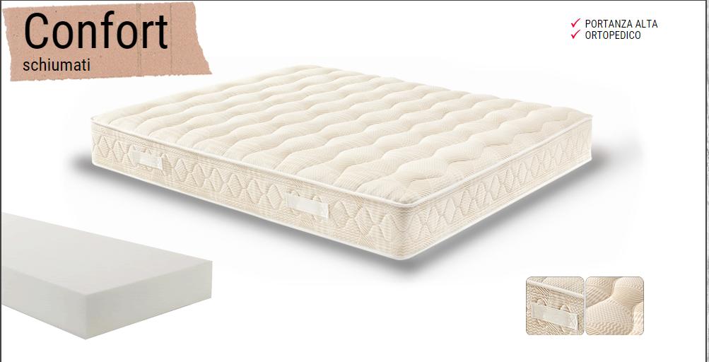 materasso confort