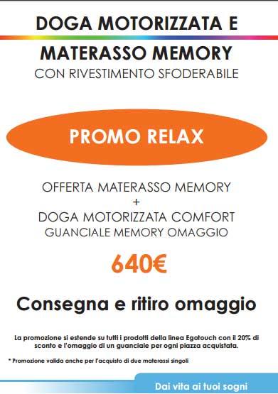 Promo Relax - Fusini Materassi
