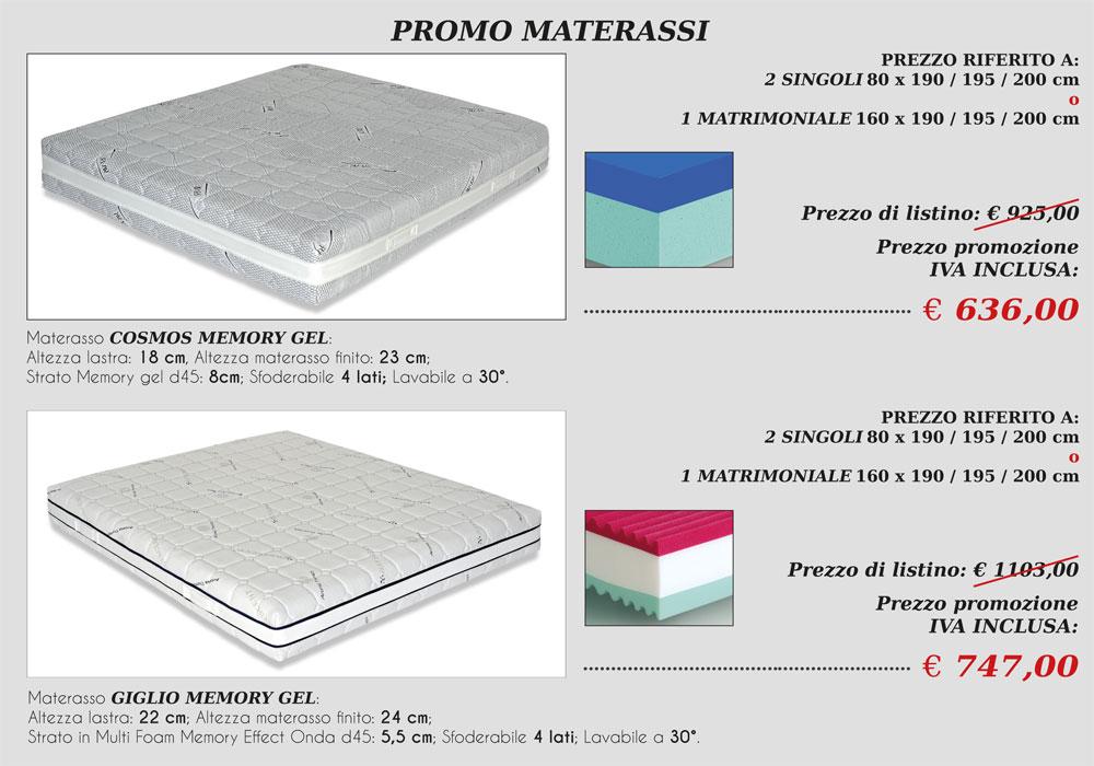 Promo Italia Materassi Prezzi.Materassi Fusini Materassi Centro Materassi A Susa