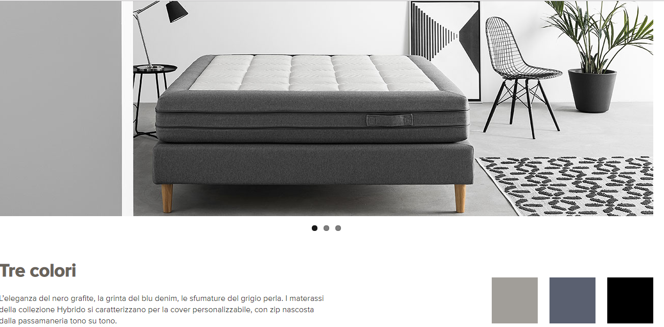 Matelas mousse Memory Foam et latex? FUSINIMATERASSI .IT SUSA